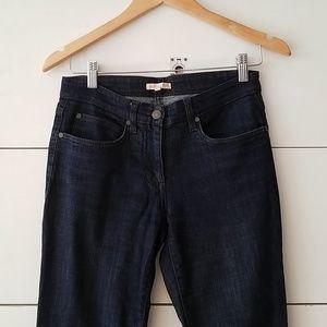 Eileen Fisher like new blue jeans size 2